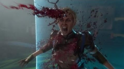 Mk 11 all fatal Blows on cassie cage