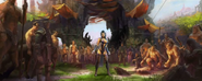 Edenians & Outworlders