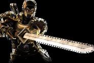 Scorpion render
