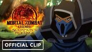 Mortal Kombat Legends Scorpion's Revenge - Exclusive Official Fight Clip