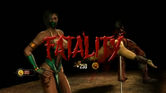Jade fatality