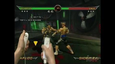 Mortal Kombat Armageddon Nintendo Wii Trailer - Must-see