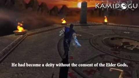 Mortal Kombat Armageddon Sub-Zero's Ending