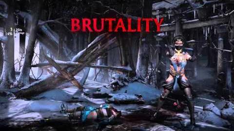 Kitana Brutality 4 - Lost Girl
