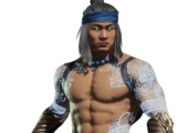 Liu Kang/Current Timeline