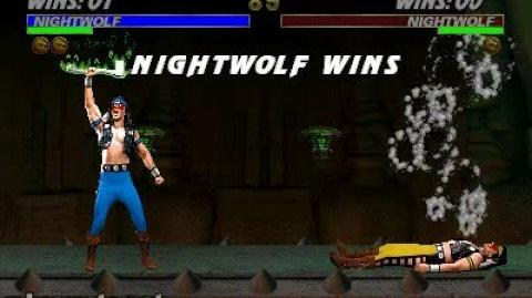 Mortal Kombat 3Nightwolf1