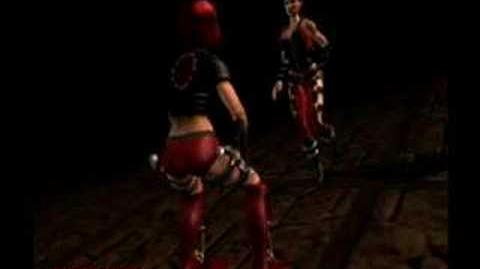 Mortal Kombat Deception Kira Fatality 1