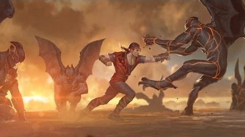 Mortal Kombat X - Liu Kang's Ending