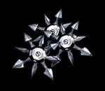 Ninja Stars (Shurikens)