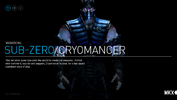 Sub-Zero - Cryomancer Variation. The cold edge.