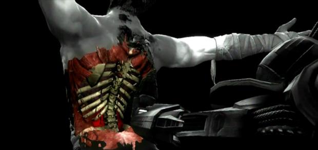 Image result for mortal kombat x-ray