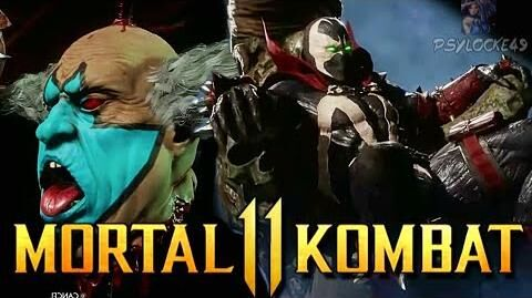 Mortal Kombat 11 - SPAWN ALL INTRO AND VICTORY ANIMATIONS!