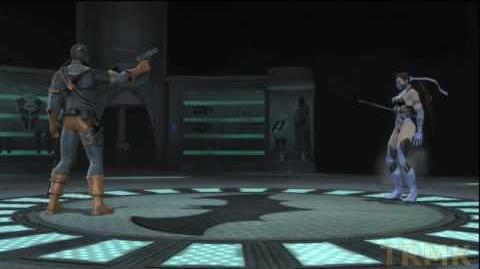 Deathstroke Uncensored Fatality 720p HD