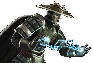 Raiden Original Timeline Mortal Kombat Wiki Fandom