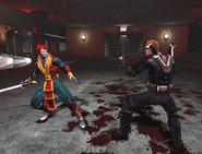 Shinnok vs stryker