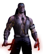 NightWolf MKX Render