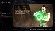 Quan Chi Alternate Tournament Costume