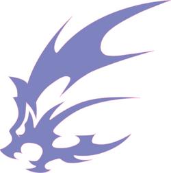 Bloody logo 2