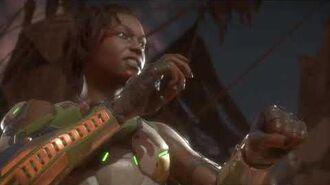 Jacqui Briggs Spider Mines Fatality- Mortal Kombat 11