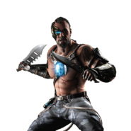 Mortal kombat x ios kano render by wyruzzah-d8p0uwg-1-