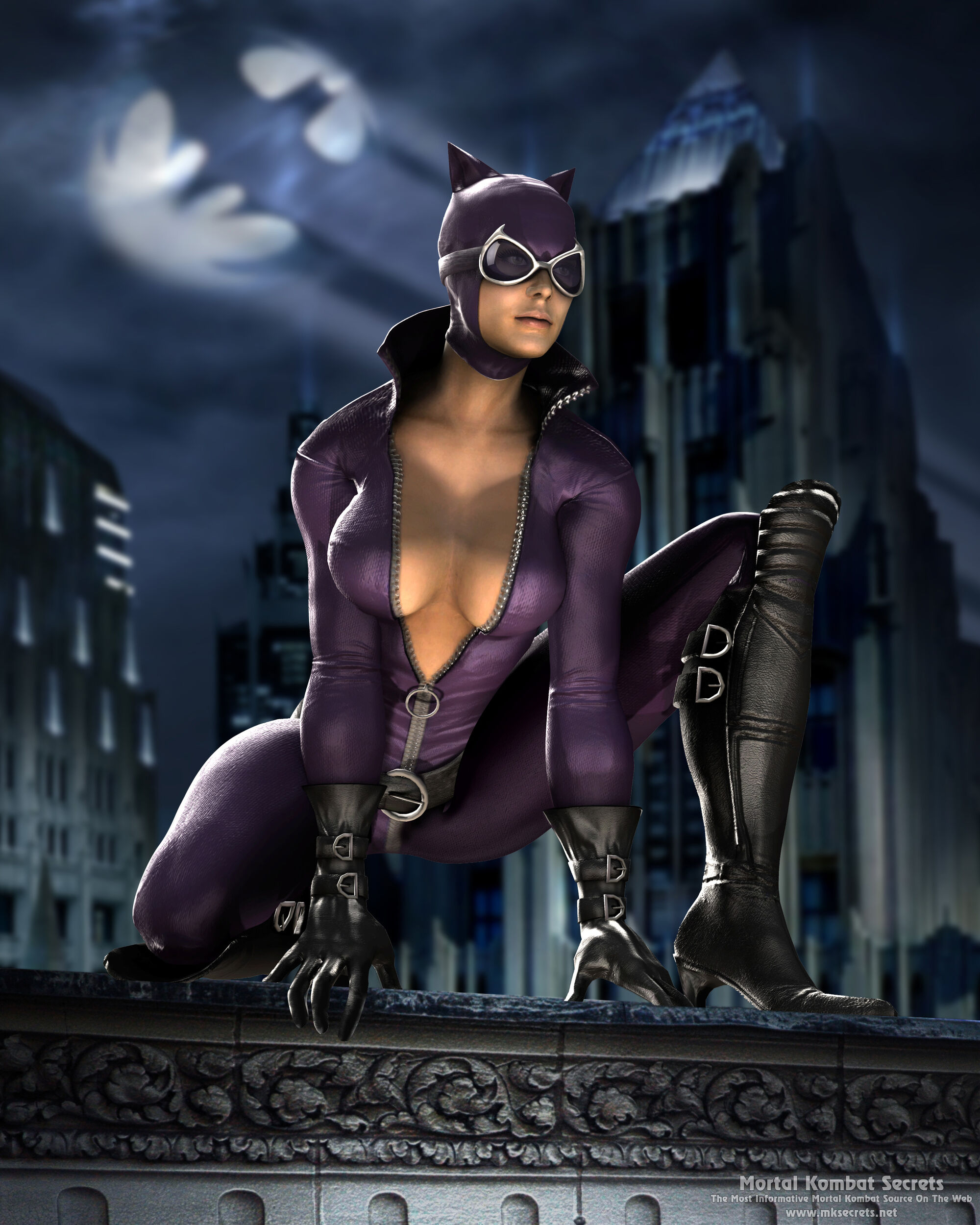 Catwoman | Mortal Kombat Wiki | FANDOM powered by Wikia