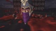 Death Trap MKA Rain's Head