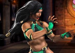 Jade versus