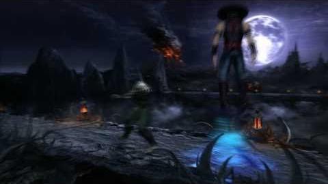 Mortal Kombat - Environment Bio 01 - The Pit