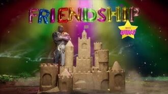 "MORTAL KOMBAT 11 AFTERMATH - GERAS'S FRIENDSHIP ""BEACH PARTY"""