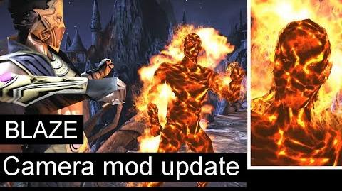 BLAZE RAIN and Stage The Pit with Camera Mod update 2018 full HD 1080p 60fps