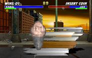 Kabal's Raging Flash