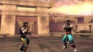 Mortal Kombat Shaolin Monks 17