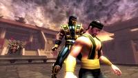 Mortal Kombat Shaolin Monks 4