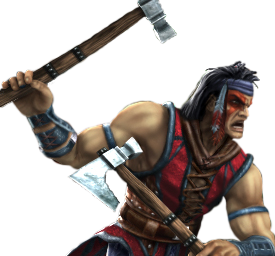 Nightwolf Mortal Kombat Deception