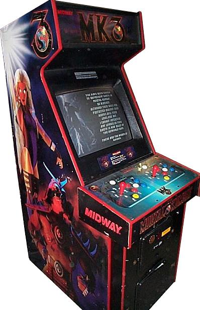 Image - Arcade - MK3.jpg | Mortal Kombat Wiki | FANDOM powered by ...