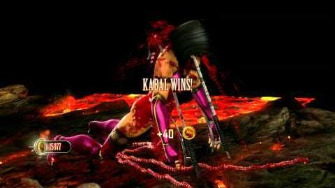 Mortal Kombat 9 - Kabal Fatality 2 HD