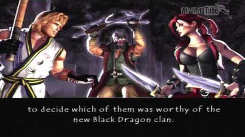 MK-D Ending- KIRA
