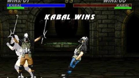 Mortal Kombat 3 - Fatality 2 - Kabal
