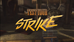 Test your Strike