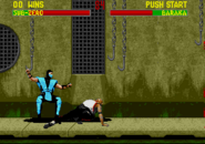 MD Mortal Kombat 2