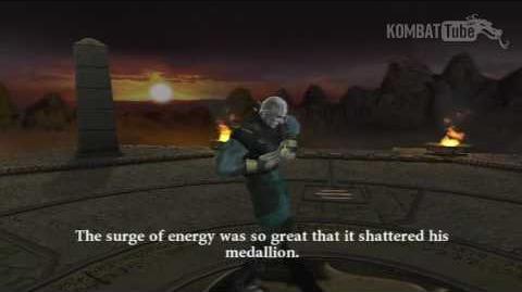 MK-Armageddon Ending- Quan Chi
