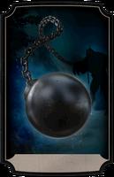 Molochs ball and chain pre