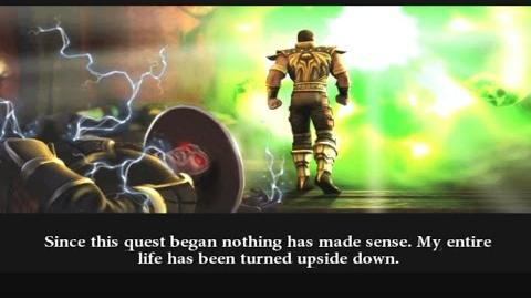 Mortal Kombat Armageddon - Konquest Walkthrough Pt 10 11 - Shao Kahn's Fortress 2 2
