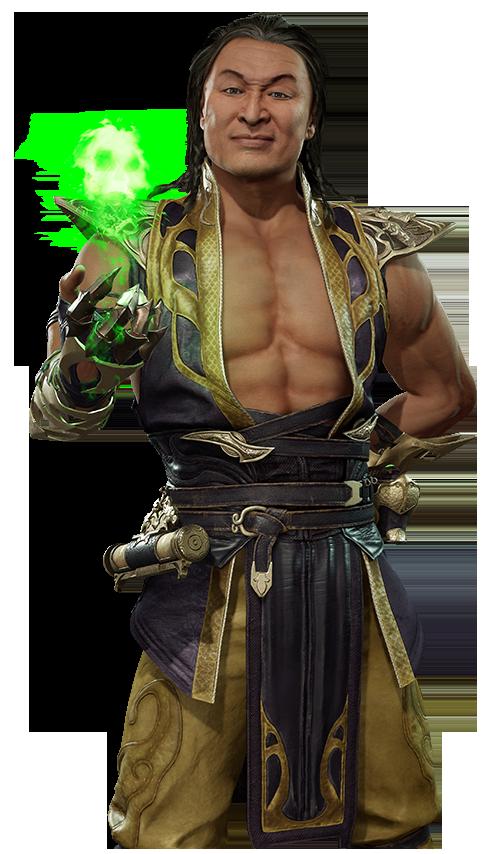 Shang Tsung Mortal Kombat Wiki Fandom