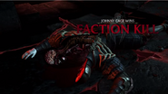 MKX Faction Kill Johnny Cage BoS