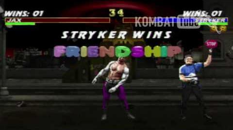MK III Stryker Friendship