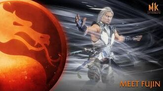 Mortal Kombat 11 Aftermath - Meet Fujin