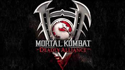 Mortal Kombat Deadly Alliance OST Music - Shang Tsung's Palace l Nethership