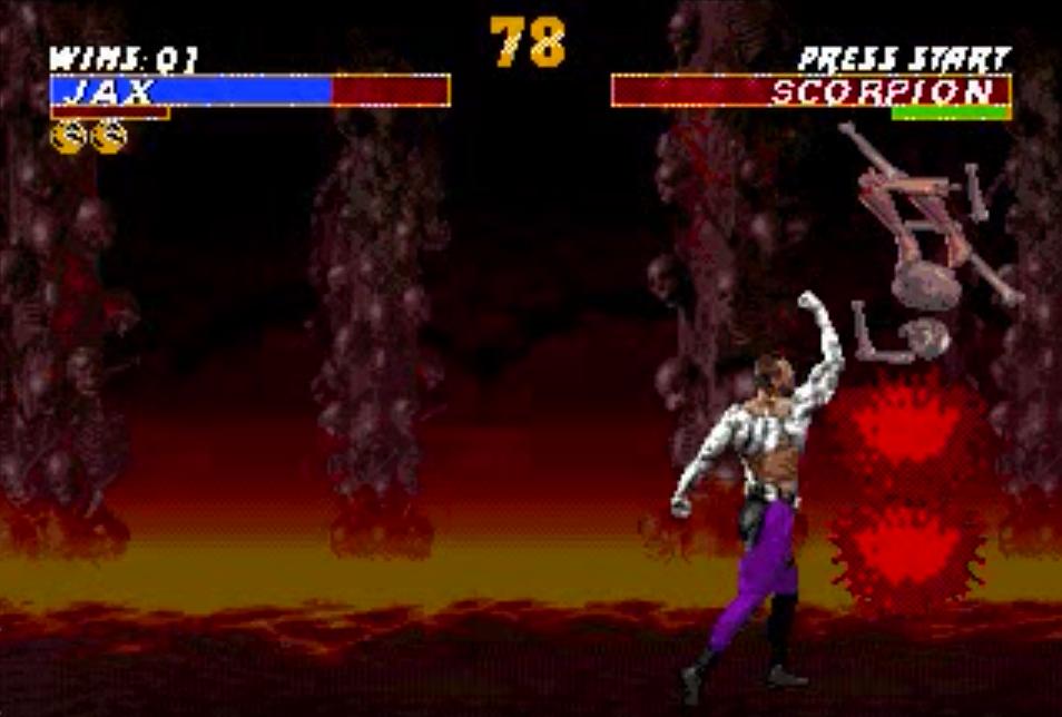 Brutality   Mortal Kombat Wiki   FANDOM powered by Wikia