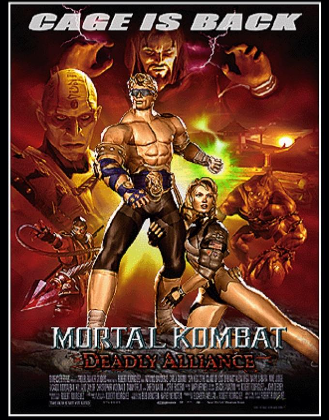 Mortal Kombat The Death Of Johnny Cage Mortal Kombat Wiki Fandom